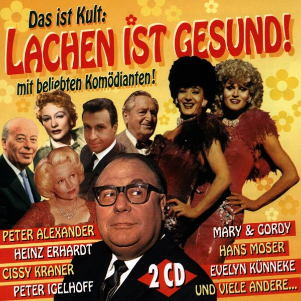 Various Lachen Ist Gesund Elite Special Cd Grooves Inc