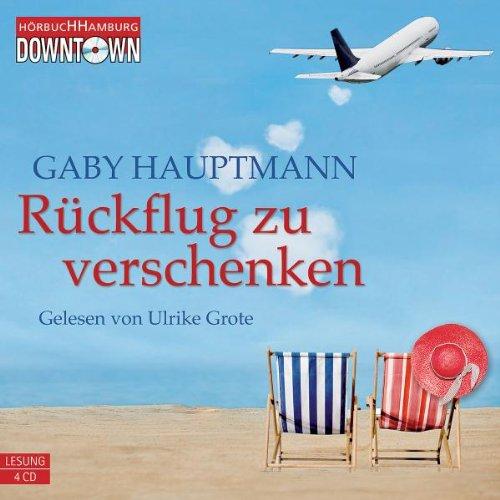 ulrike grote gaby hauptmann r ckflug zu verschenken sammel label cd grooves inc. Black Bedroom Furniture Sets. Home Design Ideas