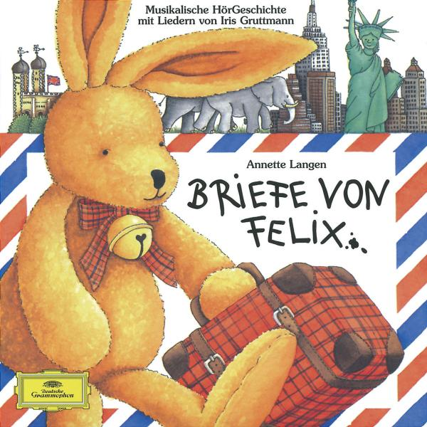 Briefe Von Felix : Iris gruttmann briefe von felix deutsche grammophon
