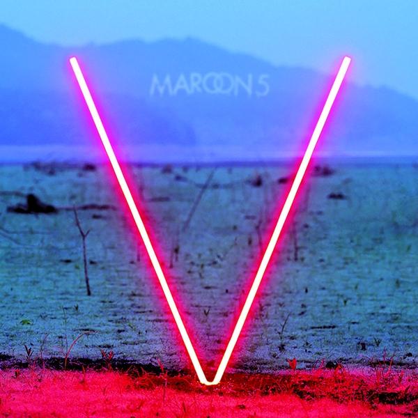 V Maroon 5 Album Cover Maroon 5 - V - Intersc...