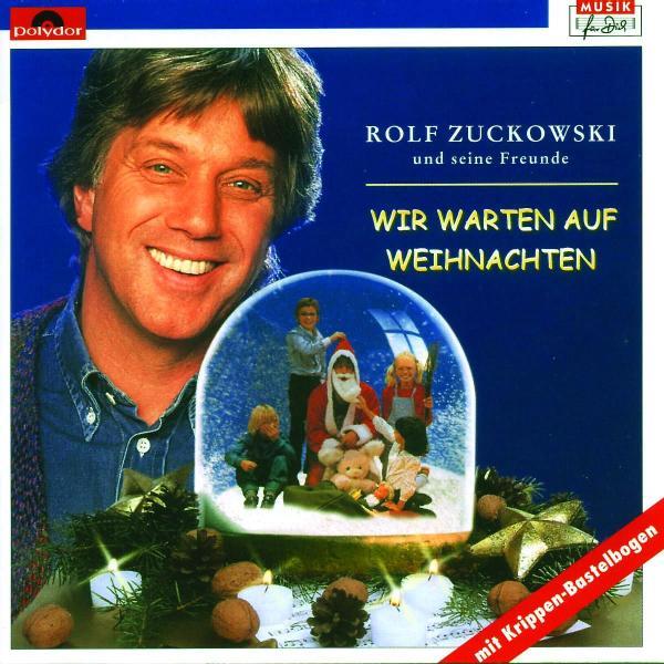 rolf zuckowski wir warten auf weihnachten polydor cd. Black Bedroom Furniture Sets. Home Design Ideas