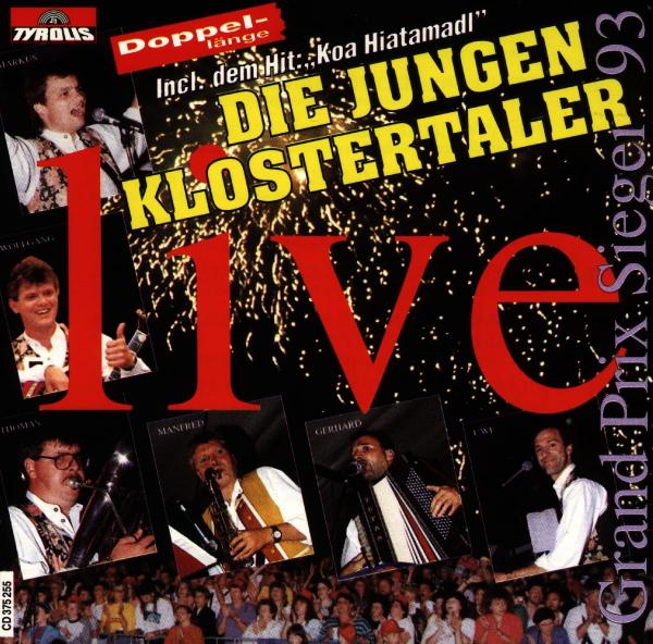 Die Jungen Klostertaler Live Doppell Nge Tyrolis Music