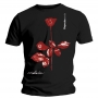 "Depeche Mode""Violator (T-Shirt,Schwarz,Größe M)"""