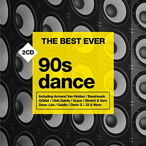 The Best Ever 90s D The Best Ever 90s Dance Rhino Cd