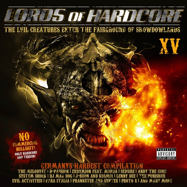 Various Lords Of Hardcore Vol. 05 - The Underground Society