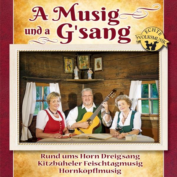 Various - Mit Sang Und Klang Durchs Tirolerland