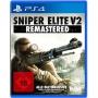 """Ps4""""Sniper Elite V2 Remastered Ps-4 [DE-Version]"""""""