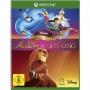 "Xb-one""Disney Classic Collection Xb-one Aladdin & König Der Löwen [DE-Version]"""