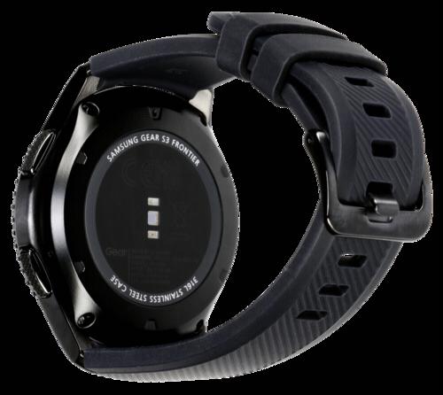Samsung Gear S3 Frontier space grey
