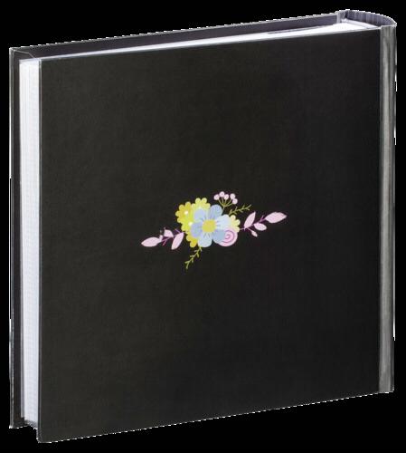 Color Stripes Memo Einsteckalbum für 200 Fotos in 10x15