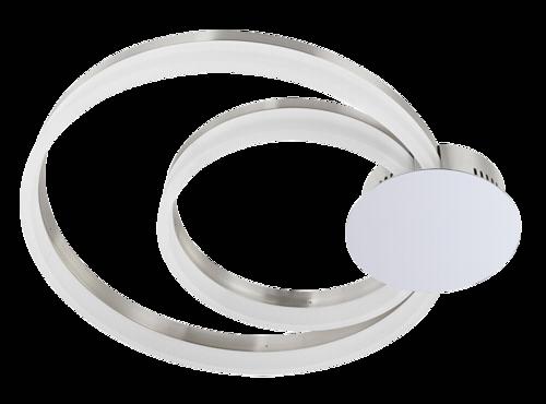 wofi leuchten wofi led deckenleuchte soul 1xled 44w festverbaut 3000 lm wofi leuchten. Black Bedroom Furniture Sets. Home Design Ideas
