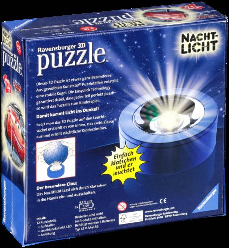 3d puzzle nachtlicht