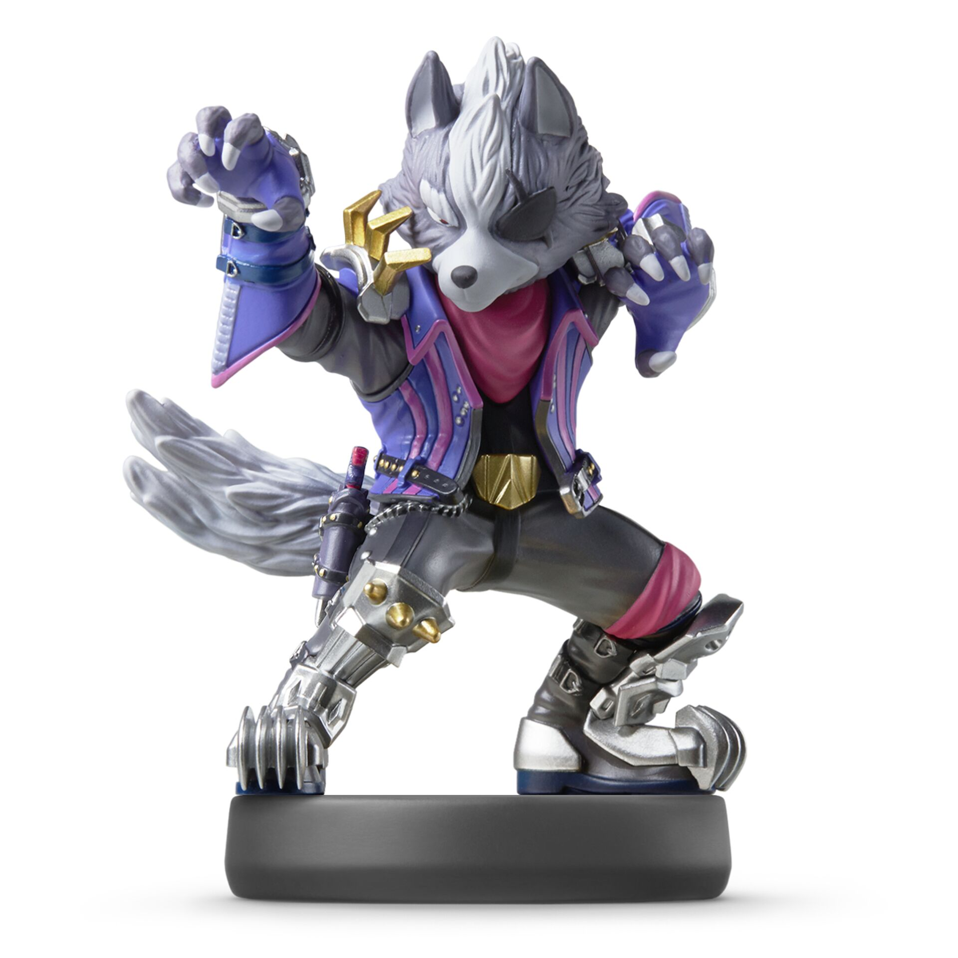 "Nintendo""amiibo Smash Wolf-Spielfigur"""