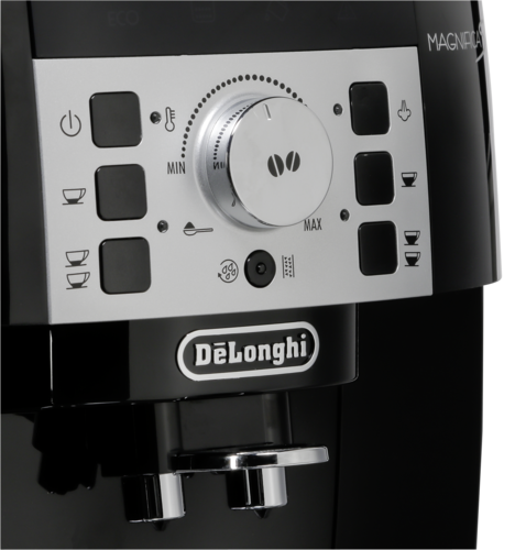 delonghi ecam magnifica s kaffeevollautomat schwarz delonghi hardware electronic. Black Bedroom Furniture Sets. Home Design Ideas