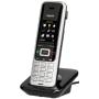 """Gigaset""""S850HX Universal VoIP IP Mobilteil platin schwarz"""""""