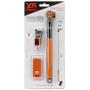 """Xsories""""Me Shot Deluxe schwarz orange"""""""