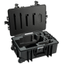 "B&w International ""B&W Outdoor Case Type 6700/B schwarz mit DJI Ronin M Inlay"""