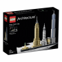 "LEGO""LEGO 21028 - Architecture - New York City"""