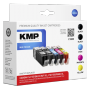 "Kmp""C100V Multipack kompatibel mit Canon PGI-550/CLI-551 XL"""