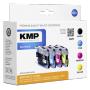 "Kmp""B48V Multipack kompatibel mit Brother LC-223 BK/C/M/Y"""
