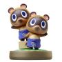 "Nintendo""amiibo Animal Crossing Nepp und Schlepp, 1 Figur"""