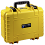 """B&w International""""B&W Outdoor Case Type 4000/Y gelb mit GoPro 4 Inlay"""""""