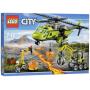 """LEGO""""City 60123 Vulkan-Versorgungshelikopter"""""""