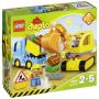 """LEGO""""DUPLO 10812 Bagger & Lastwagen"""""""