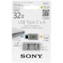 """Sony""""USB Dual Stick 32GB USB Typ C + USB 3.1 Gen1"""""""