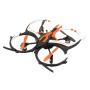 "Acme""the game company zoopa Q165 RIOT - Schwarz - Orange - Weiß - Lithium Polymer (LiPo) (ZQ01660)"""