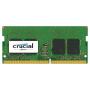 """Crucial""""16GB DDR4 2400 MT/s SODIMM 260pin DR x8 unbuffered"""""""