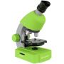 "Bresser""40x-640x Grün Mikroskop"""