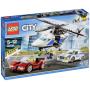 "LEGO""LEGO City 60138 - Polizei Rasante Verfolgungsjagd"""