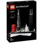 "LEGO""Architecture 21033 Chicago"""