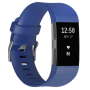 "Fitbit ""Fitbit Charge 2 large blue/silver"""