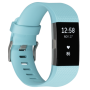 "Fitbit ""Fitbit Charge 2 large teal/silver"""