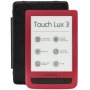 "Pocketbook ""Pocketbook Touch Lux 3 ruby red"""