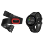 "Garmin ""Forerunner 735XT Run Bundle schwarz/grau"""