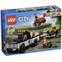 "LEGO ""City 60148 Quad-Rennteam"""