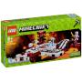 """LEGO""""Minecraft 21130 die Nether-Eisenbahn"""""""