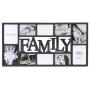 "Nielsen Design""Nielsen Family Collage schwarz Kunststoff Galerie 8999332"""