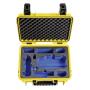 "B&w International""B&W Copter Case Type 3000/Y gelb mit DJI Mavic Pro Inlay"""