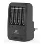 "Gp Battery""GP ReCyko Pro PB570 Ladegerät inkl. 4x AA 2000mAH Akkus"""