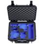 """B&w International""""B&W Outdoor Case Type 1000/B schwarz mit GoPro 5 / 6 Inlay"""""""