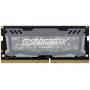 """Ballistix""""Sport LT 8GB DDR4 2666 MT/s SODIMM 260pin grey SR"""""""