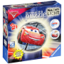 "Ravensburger""Disney Cars 3 3D Puzzle-Ball/Nachtlicht 72 T."""