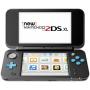 """Nintendo Hardware""""New Nintendo 2DS XL schwarz türkis [EURO-Version, Regio 2/B]"""""""