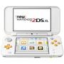 """Nintendo Hardware""""New 2DS XL Weiß + Orange [EURO-Version, Regio 2/B]"""""""