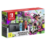 "Nintendo ""Switch Konsole 32 GB neon-rot/blau + Splatoon 2 [DE-Version]"""