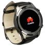 "Huawei""Watch 2 Classic Lederarmband, titanium grey"""